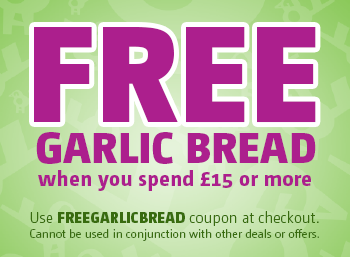 Free Garlic Bread